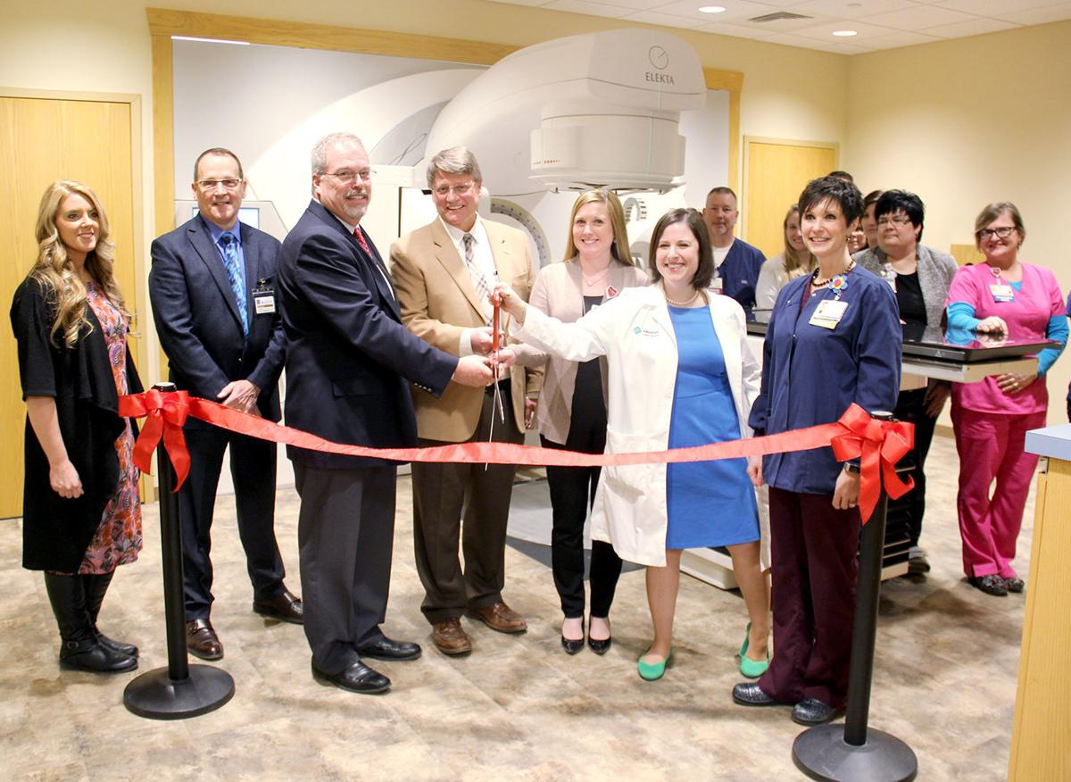 ACMH ribbon cutting