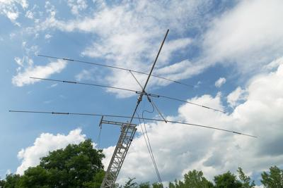 Antenna photo for online