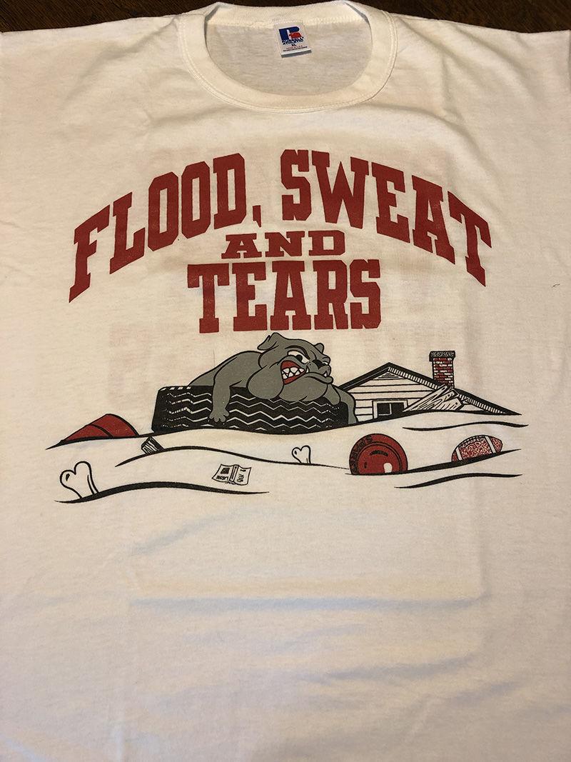Flood Sweat and Tears T-Shirt