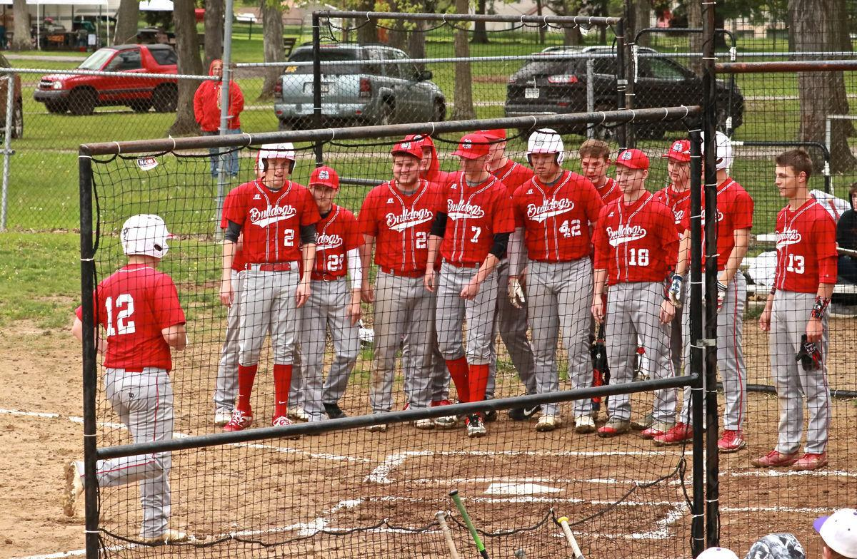 Brooks homer vs. North Clarion