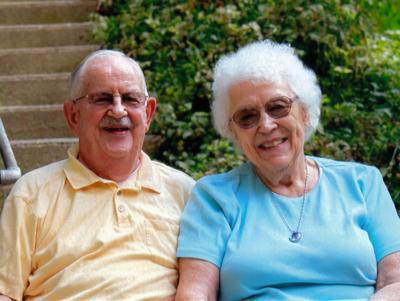 Mr. and Mrs. Leo Cramer