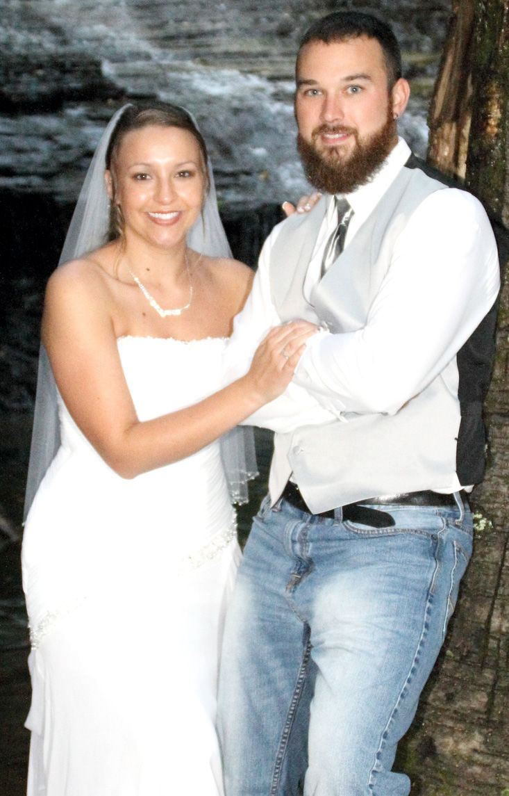 MR. AND MRS. TYLER COLWELL