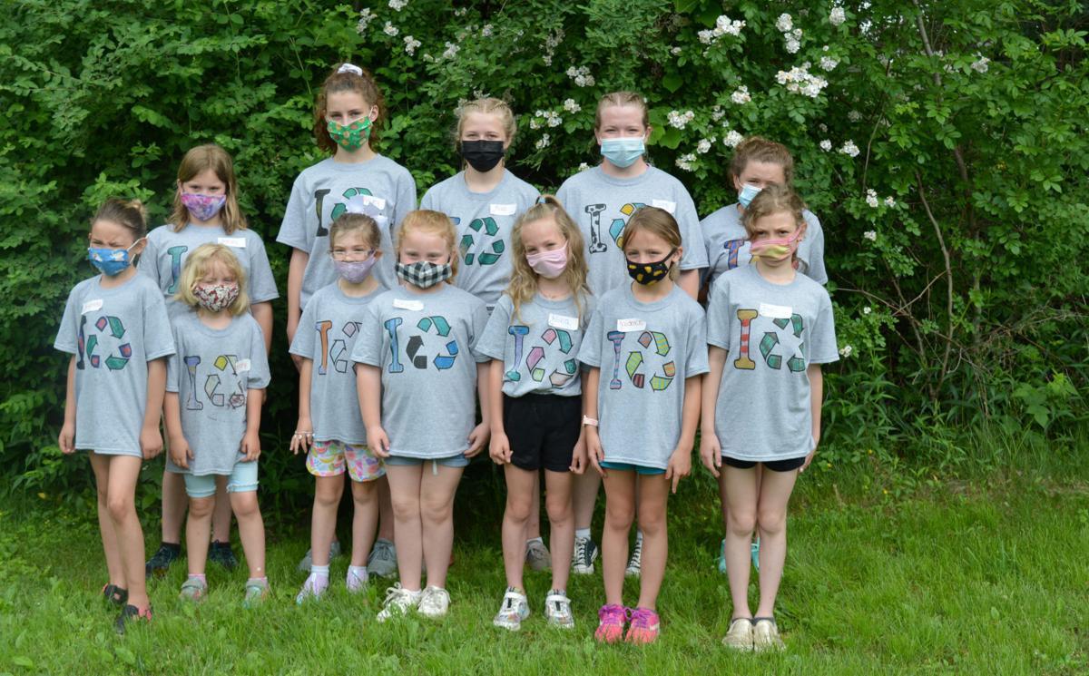 Reynoldsville-Sykesville Girl Scouts