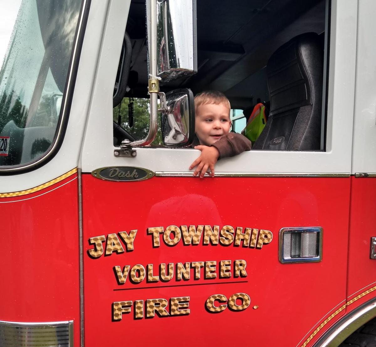 Touch a Truck at WWC
