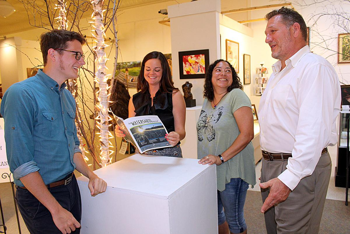 Watershed Journal reception to be held