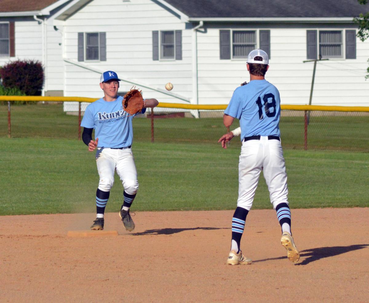 Jake Mullins throw