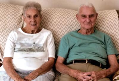 Mr. and Mrs. John Ward