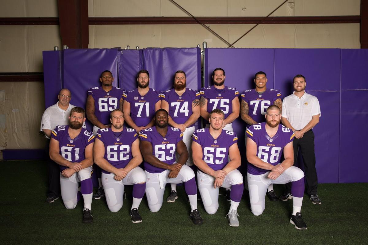 Janocko and the offensive line