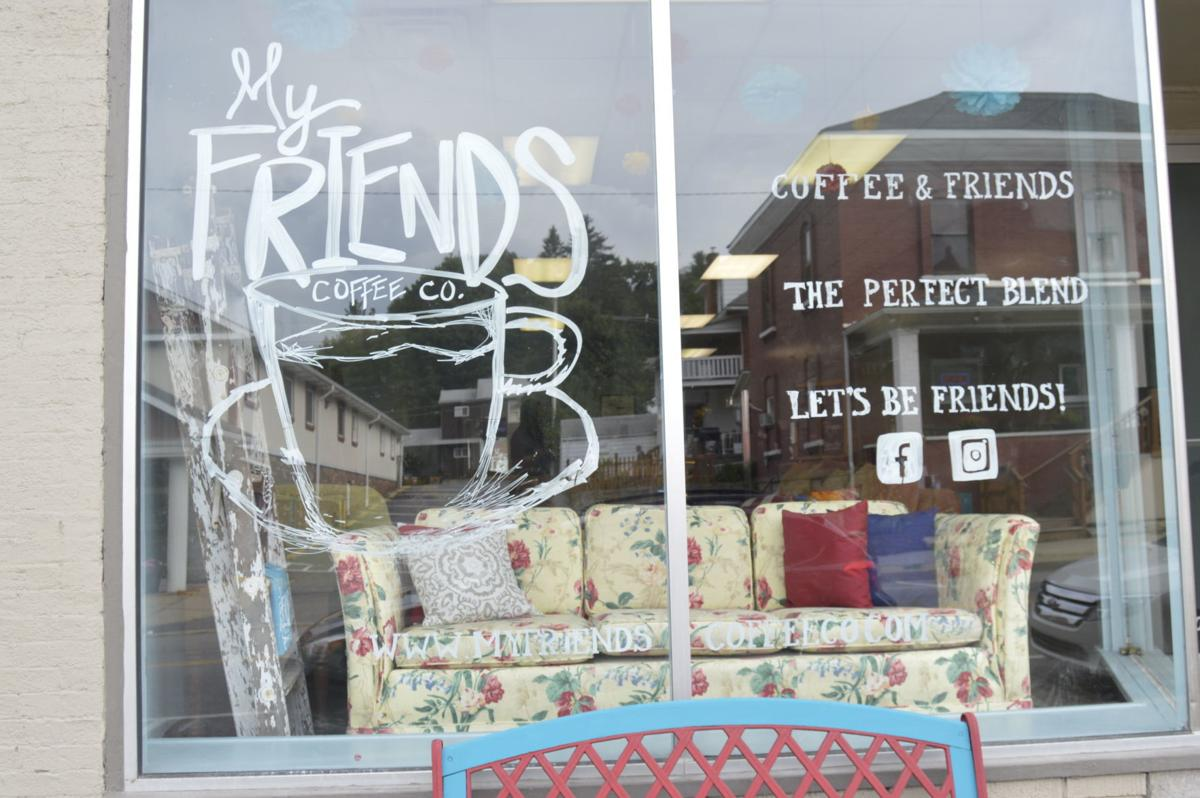The Perfect Blend Curwensville Coffee Shop Considers Every Customer A Friend News Thecourierexpress Com
