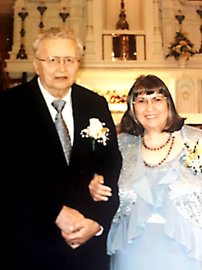 Mr. and Mrs. Stanley Malewicz