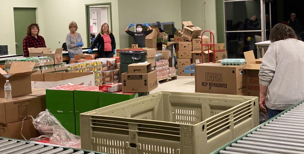 Brookville Food Pantry modifies operations