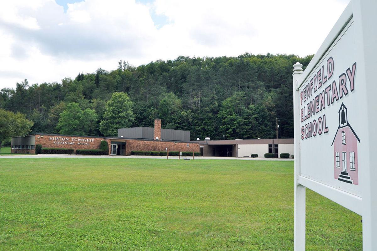 Former Penfield Elementary School building
