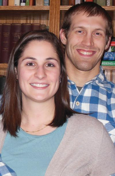Katie Demetriadis and Ethan C. Swope engaged to be married