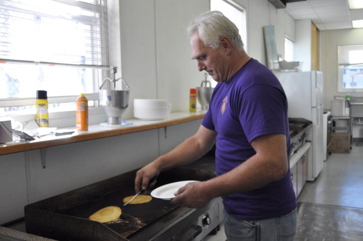 Cooking up pancakes