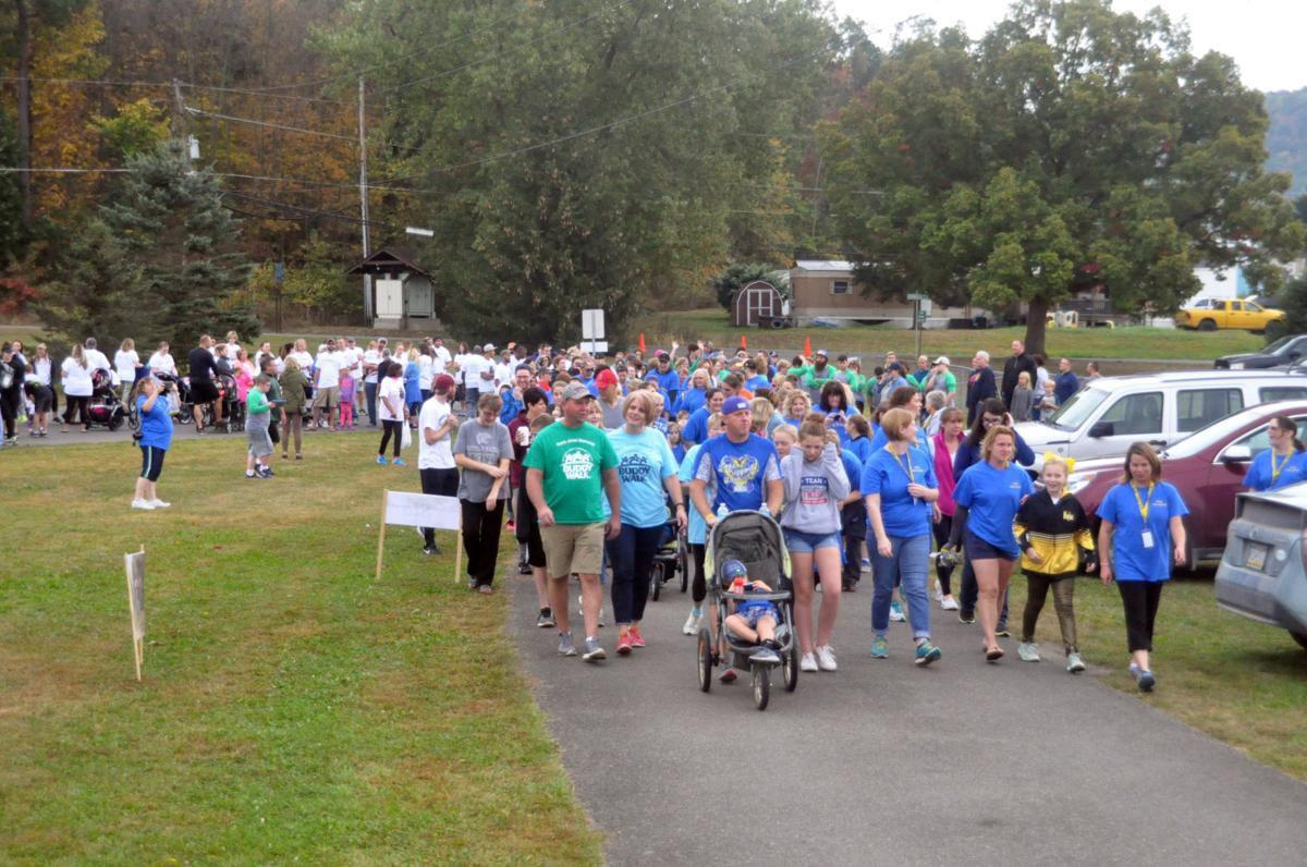 Sheshequin Path Half Marathon, Walk for Our Buddies ready for another year