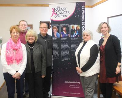 State-wide Breast Cancer Coalition photo exhibit to be hosted in Towanda