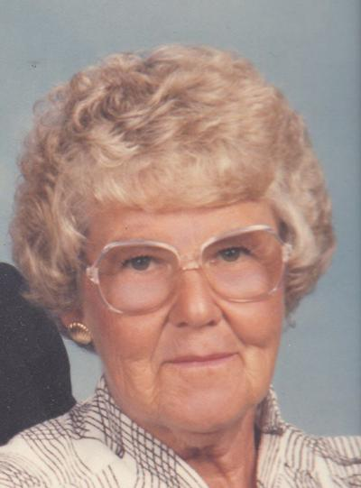 Ruth Cook Moore, 90