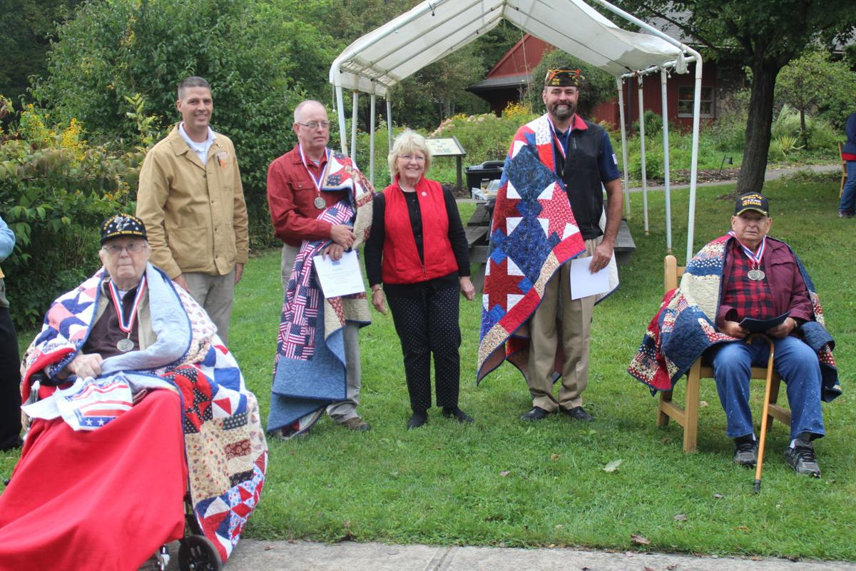Making it matter; Patriots in the Park honors county veterans