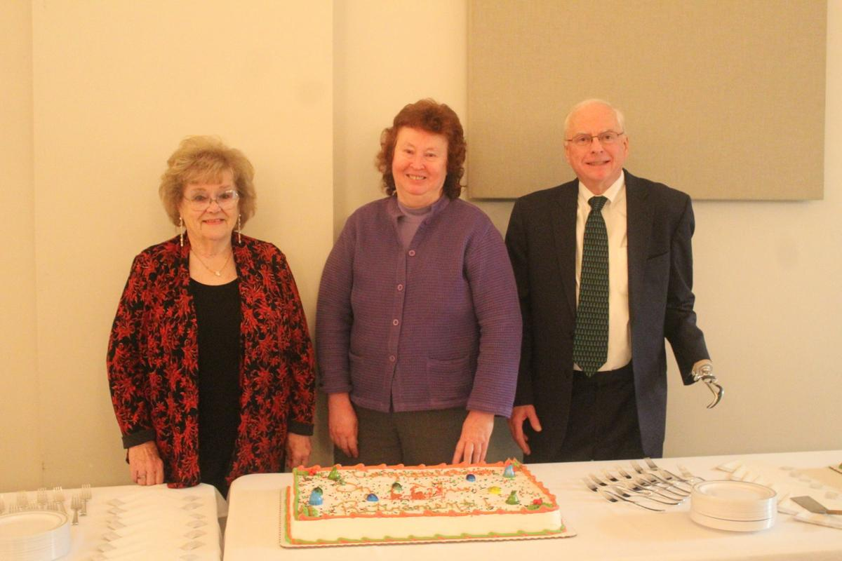 Nearly 100 years of public service; Bradford County salutes long term courthouse employees