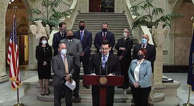 Contact tracing data breach in Pennsylvania warrants investigation, lawmakers say