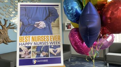 Nurses week comes at 'unprecendented time' for locals on the front lines