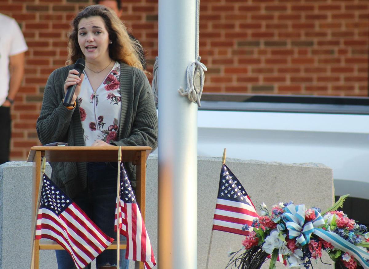 Warriors honor 9-11 heroes