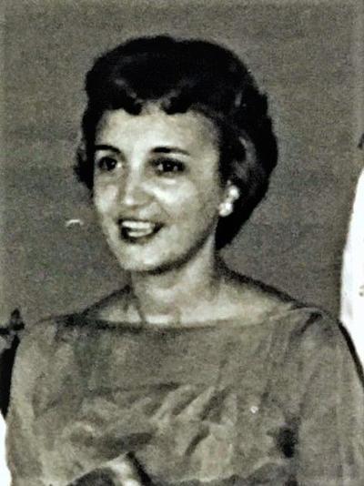 Virginia E. (Tomasso) Collis, 93