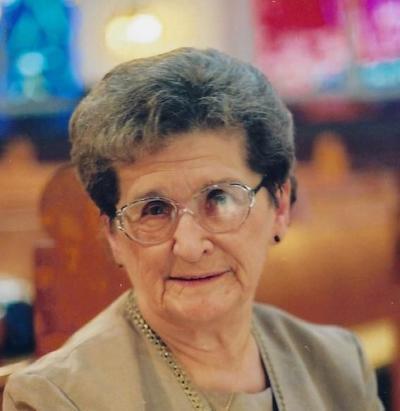 Ruby F. (Nichols) Hansell, 97