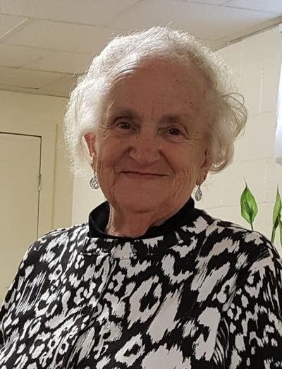 "Elizabeth ""Betty"" (Best) Morgan, 90"