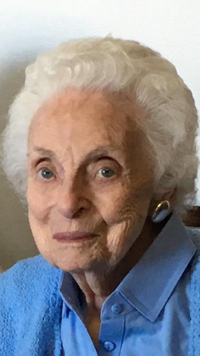 Helen Elizabeth 'Betty' Barrett, 98