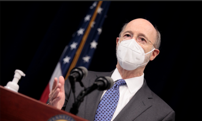Pennsylvania sees loosening of some pandemic restrictions