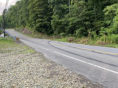 A fatal crash occurred on Route 220