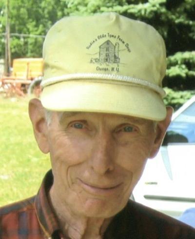 John E. Berry Sr., 89
