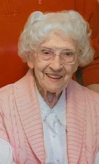 Carol V. Cook, 96