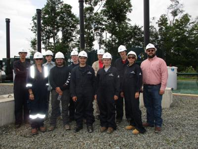 NTIEC energy camp sparks interest among local students