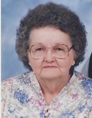Jessie Evelyn (Graham) Herman, 101