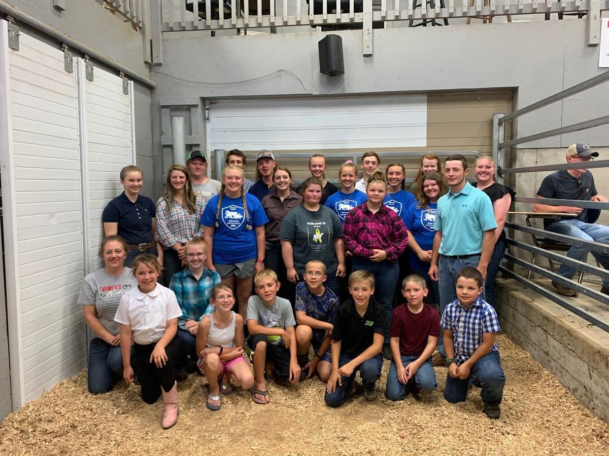 Community rallies to support local youth livestock competitors