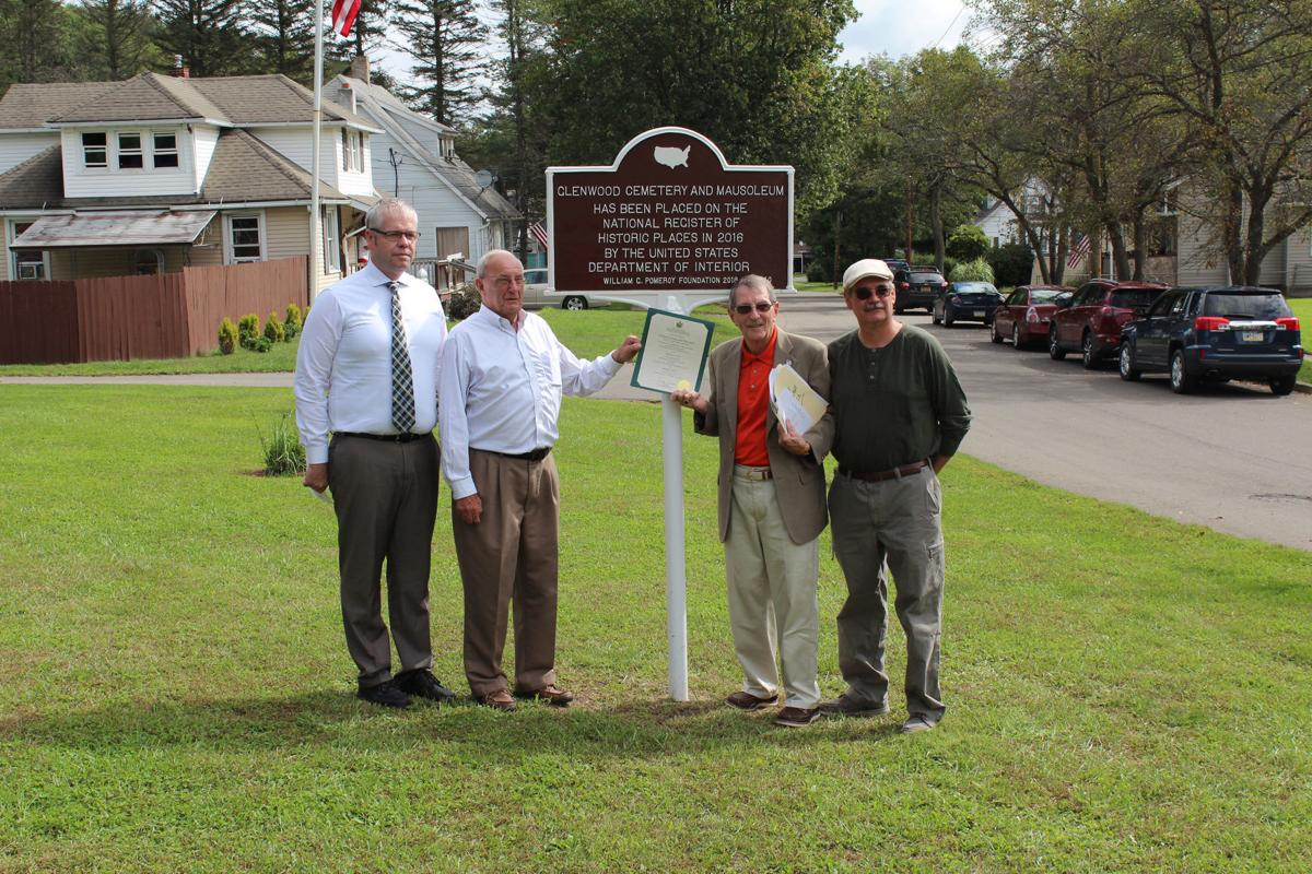 Community celebrates history, new marker in Waverly