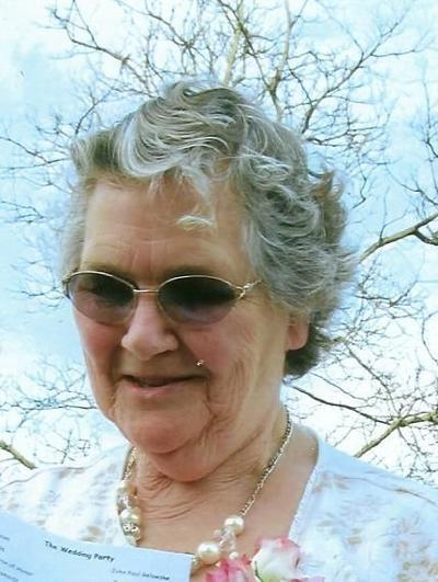 Irma E. (Mason) Chapman, 87