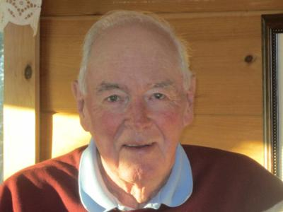 Robert James Barrett, 93