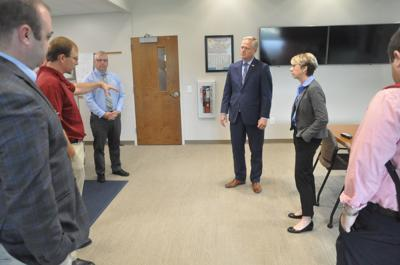 Broadband, nuclear power among Claverack's top concerns during meeting with Keller