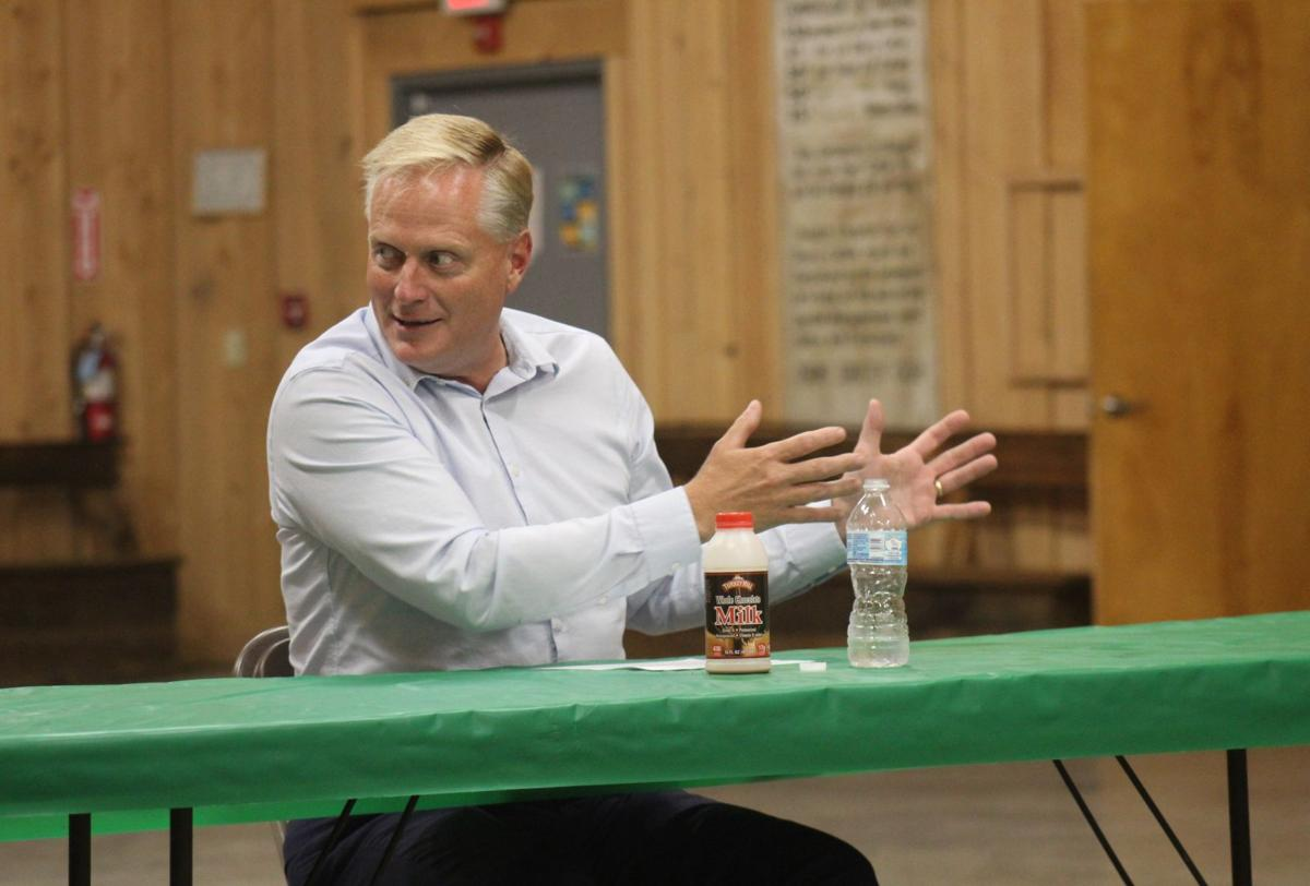 Representative Keller lends his ear; whole milk, COVID-19 impact and the future of agriculture spotlighted in recent roundtable