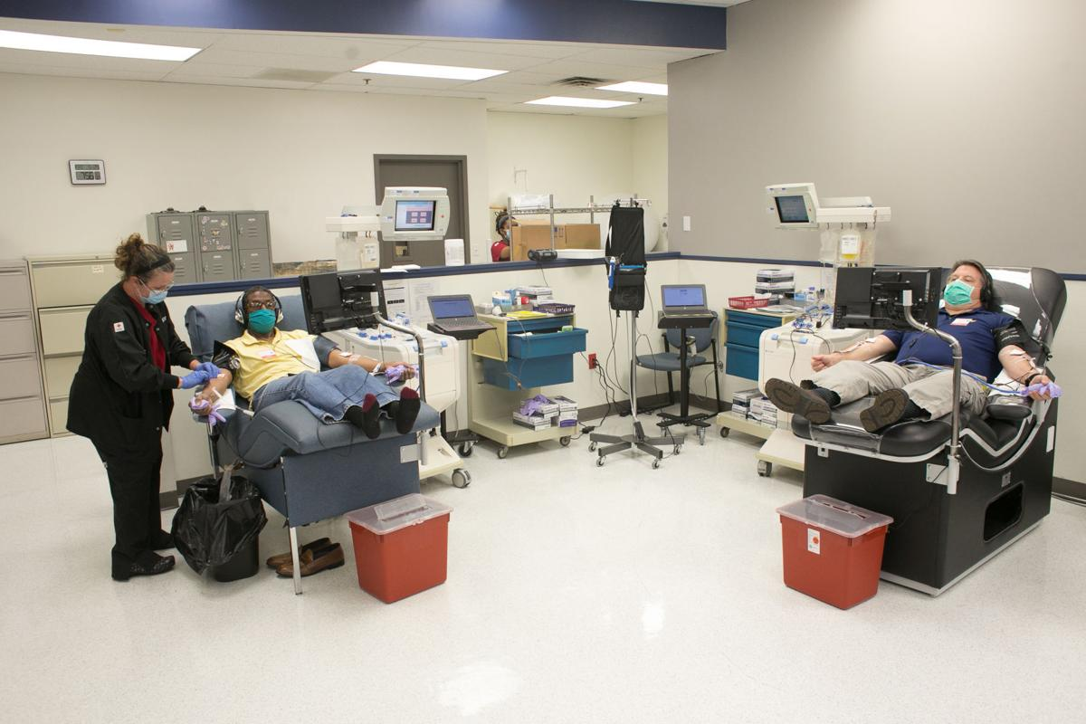American Red Cross needs donors to give healthy blood, plasma for COVID-19 patients