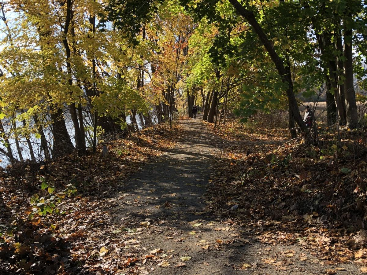 A new walking trail opened for Valley residents
