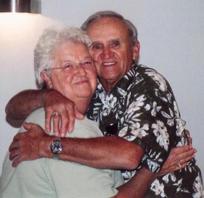 George Dana and Ada Jean Corbin, 85 and 81
