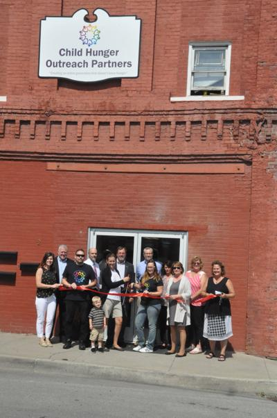 CHOP celebrates support with CBCCC ribbon cutting