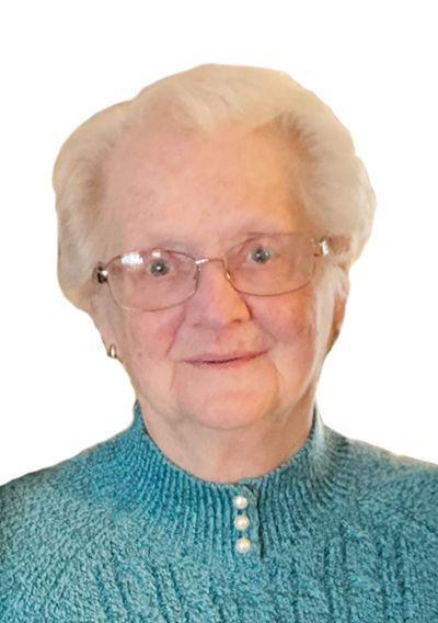 Veda B. Woodruff, 88