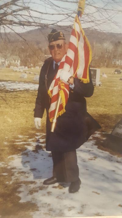 Wayne Leroy Thomas, 95