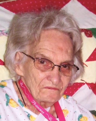 Alice Marion Sampson, 86