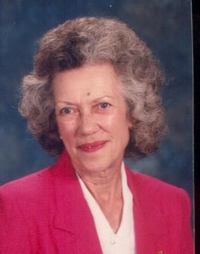 Margaret Elaine Whitney Montgomery, 87